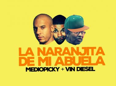 Mediopicky Makes Vin Diesel Our New Favorite Trap/Bachata Superstar