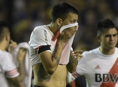 Last Night's Tear Gas Incident at the Superclásico Highlights Argentina's Soccer Violence Problem
