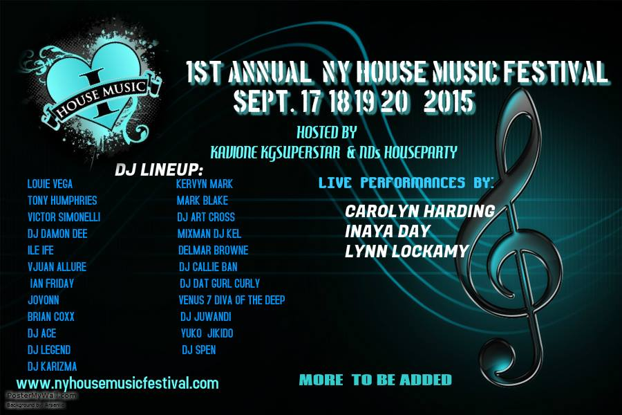 New York House Music Festival