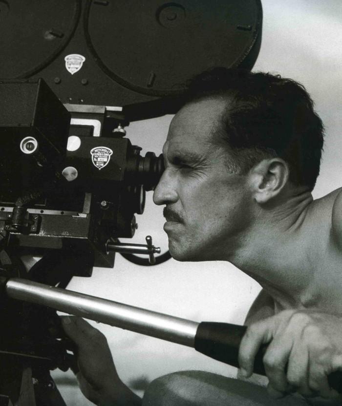 Portrait of Gabriel Figueroa. Courtesy Film Forum.