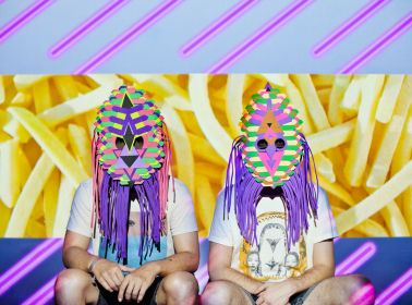 Dengue Dengue Dengue's New Animated Video Will Leave You in a Tropical Neon Trance