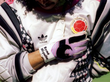 Six Questions with Epic Colombian Goalkeeper René Higuita