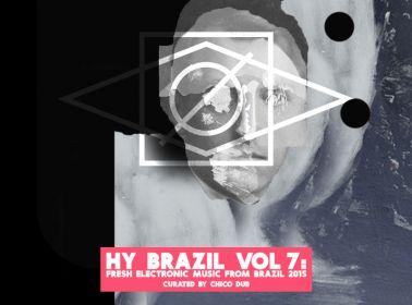 'Hy Brazil Vol. 7': Fresh Electronic Music From Brazil
