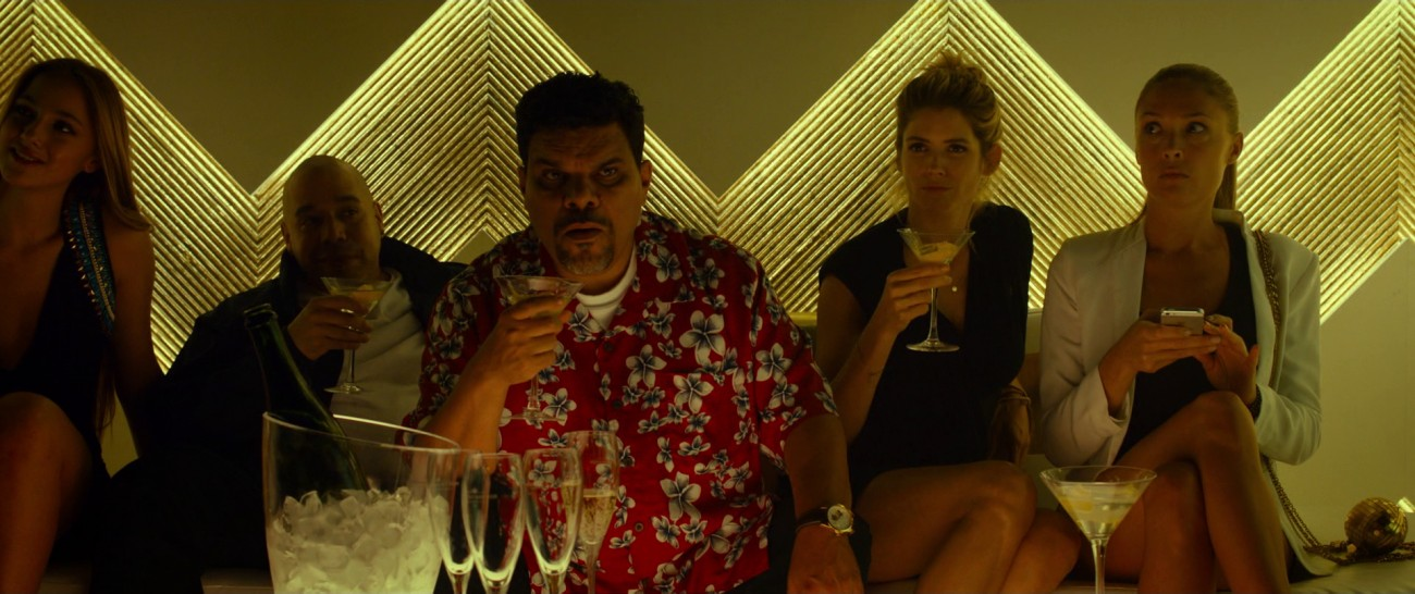 "Luis Guzman on Filming 'Puerto Ricans in Paris': ""We Asked for Chuletas and They Brought us Chicken"""