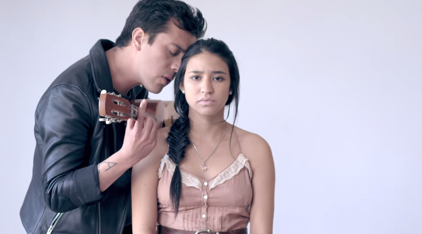"Gepe Turns Up the Romance in ""TKM"" Video"