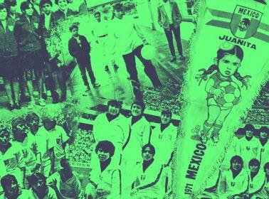 The Secret History of Women's Soccer in Mexico and Its Unsung Heroine, La Pelé Vargas