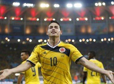 James Rodriguez Rising: The Face of a New Colombia