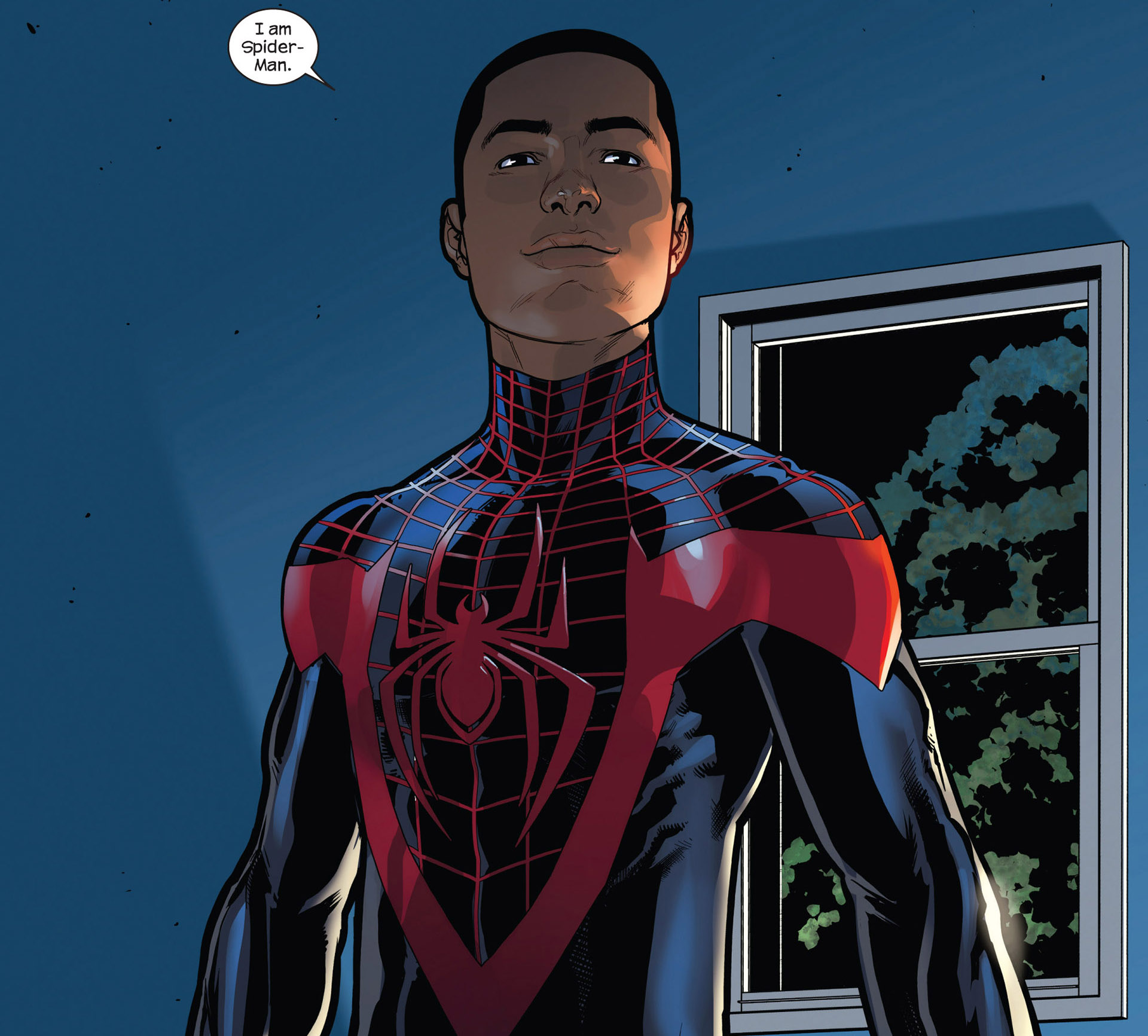 Afro-Latino Spider-Man Miles Morales Reportedly Headed to the Big Screen