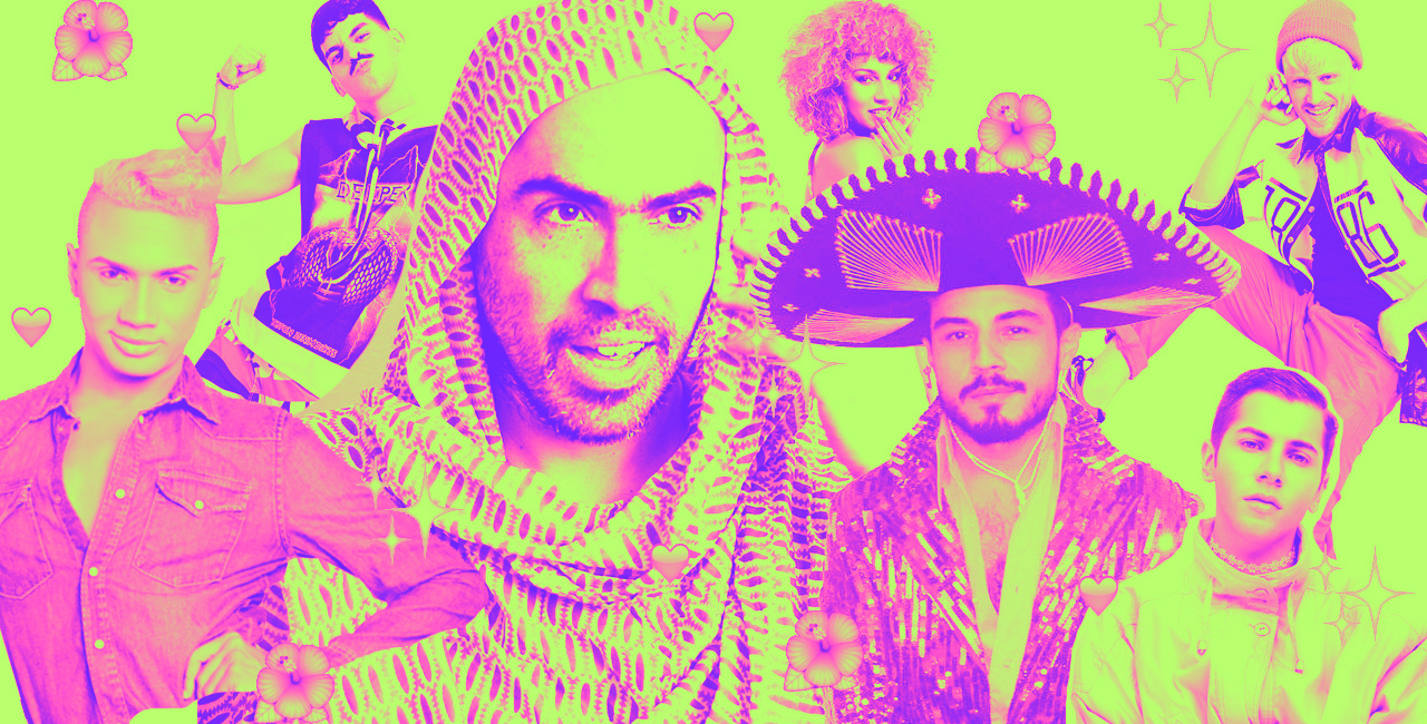 8 Queer Latin Artists Making A Difference Right Now