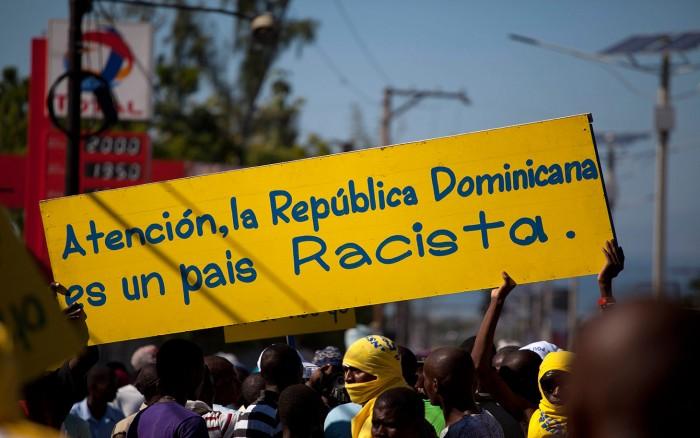 APTOPIX Haiti Stripping Citizenship