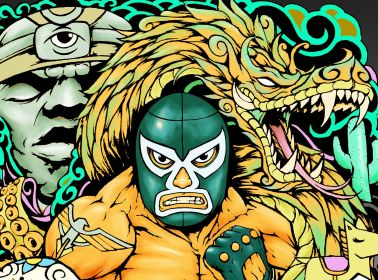 Chicano-Con Is Like Comic-Con, But With Tacos and Latino Superheroes