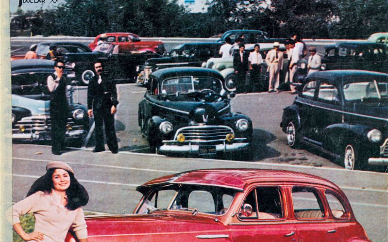 Sell Old Car >> 9 Old School Cool Pictures from Lowrider Magazine in the '70s