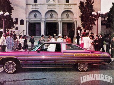 9 Amazing Photos From Lowrider Magazine, the Pioneering 70s Mag Covering Chicano Activism + Dope Cars