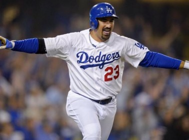 L.A. Dodger Adrian Gonzalez to Appear in Mexican Baseball Movie '108 Costuras'