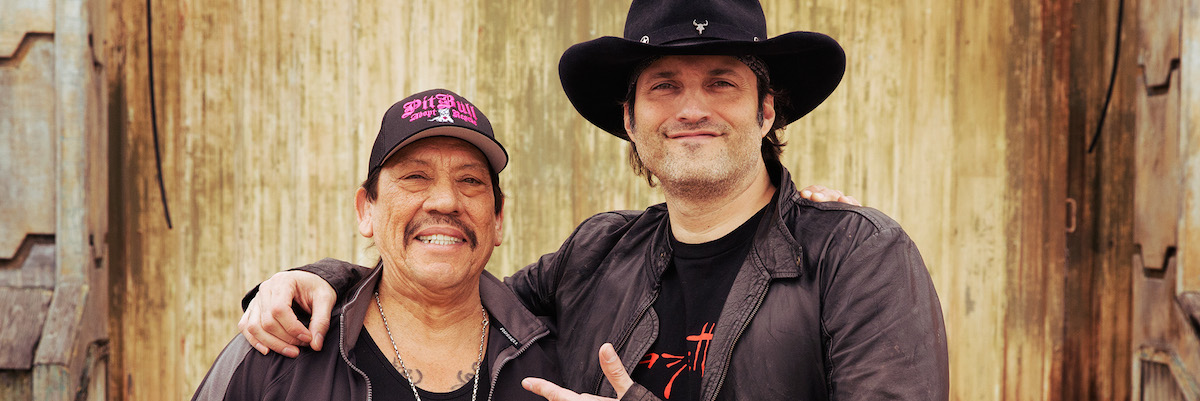 Danny Trejo & Wilmer Valderrama on How Robert Rodriguez Is Leading a Latino Filmmaking Movement