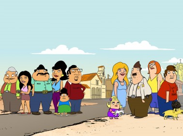 Lalo Alcaraz on Creating Animated People of Color For Seth MacFarlane's 'Bordertown'