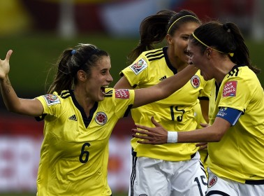 Colombian Squad Chicas Superpoderosas Is Killing the Pan Am Games