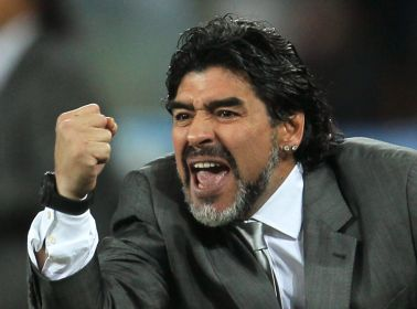 Diego Maradona Vows to Come Back Strong in Emotional Video