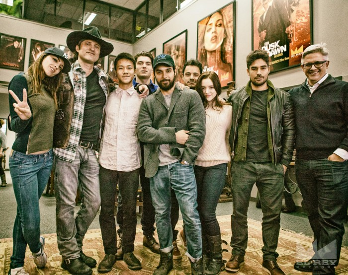 Cast and Crew of 'From Dusk Till Dawn'