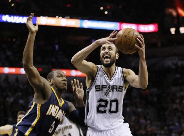 Manu Ginobili, Most Decorated Latino in NBA History, Will Be Back for One More Season