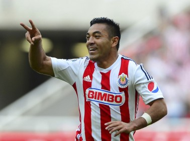 Marco Fabian Will Appear on the FIFA 16 Game Cover