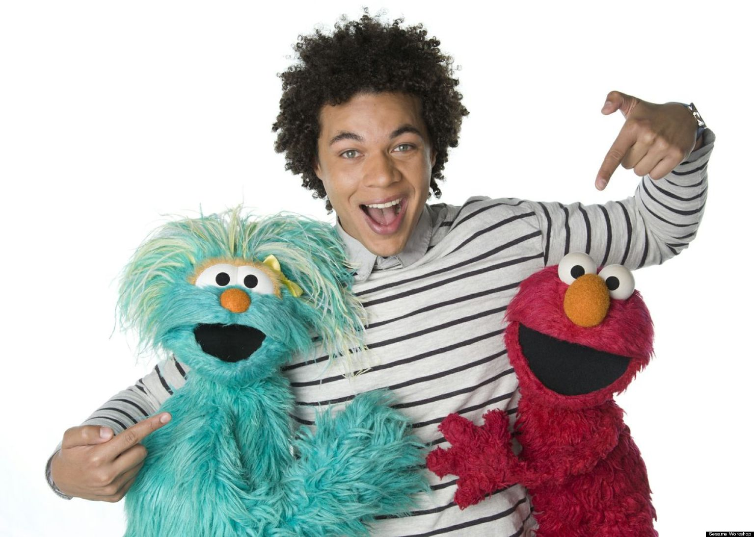 A Look Back at the Latinos of 'Sesame Street'