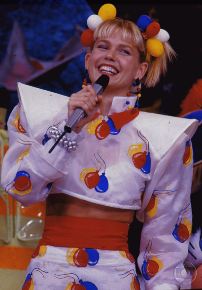 A Retrospective of Xuxa's Most Insane Outfits