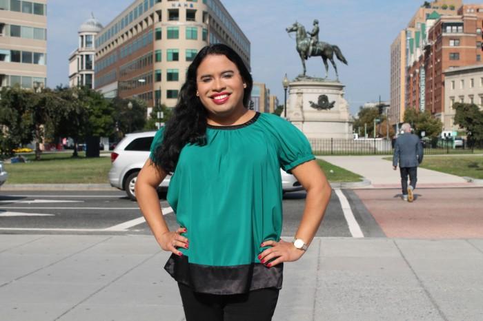 Photo courtesy of National Center for Transgender Equality