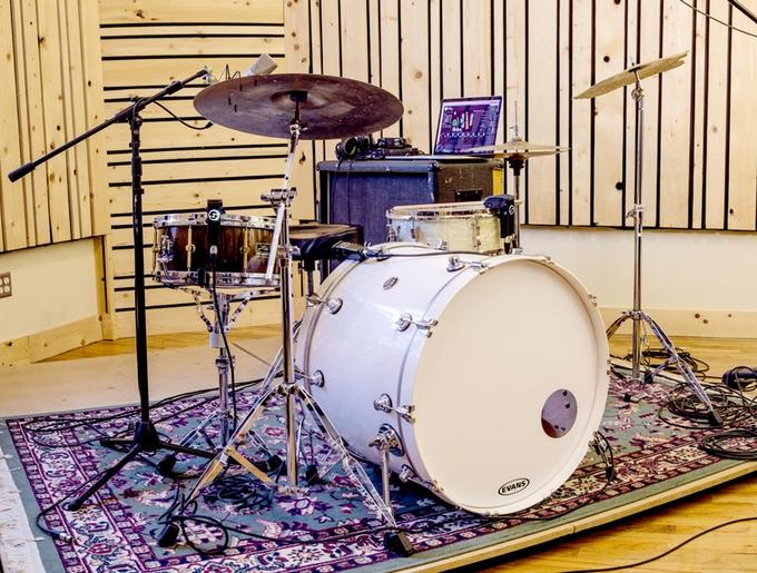 Sensory Percussion uses an combination of hardware and software. Photo via Kickstarter.