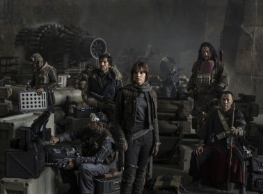 'Star Wars: Rogue One' Starts Filming, Releases First Photo of Diego Luna on Set