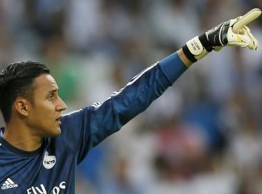 Keylor Navas' Acrobatic Save Proves Real Madrid Should Give Him a Fair Shot