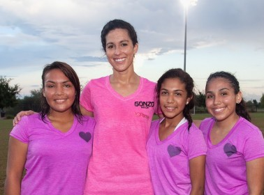 How Former Soccer Player Mónica González Uses Soccer As a Vehicle to Empower Girls