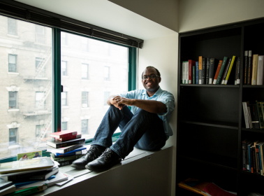 From Homeless Shelters to a Doctorate: How Dominican Writer Dan-El Padilla Peralta Made it in America