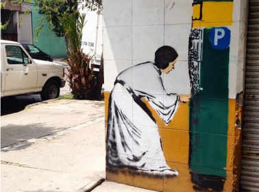 This D.F. Street Artist is Mixing Star Wars With Mexican Pop Culture