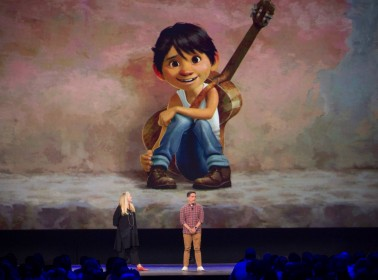 Gael Garcia Bernal & Camilo Lara Join Growing List of Latinos Working on Pixar's Dia de Muertos Film 'Coco'