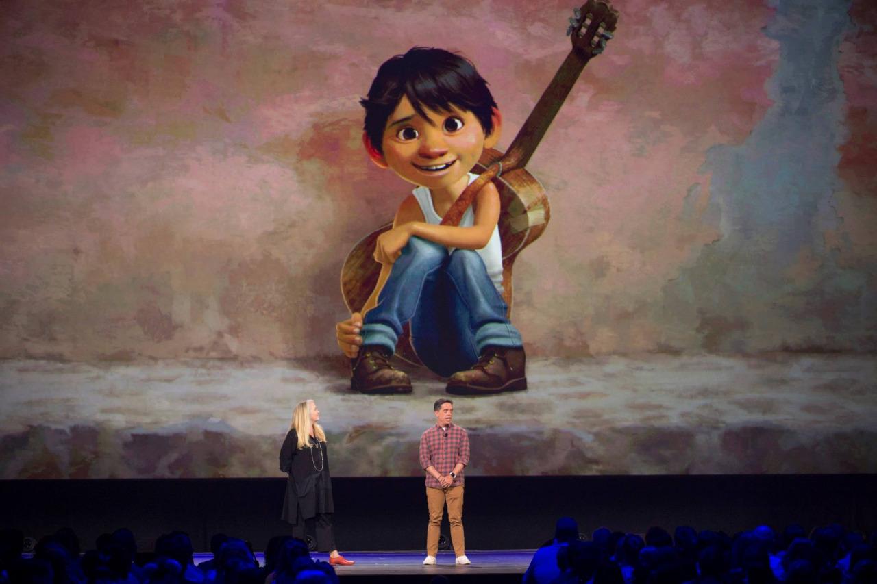 Gael Garcia Bernal & Camilo Lara Join Growing List of Latinos Working on Pixar's Dia de Muertos Film 'Coco'