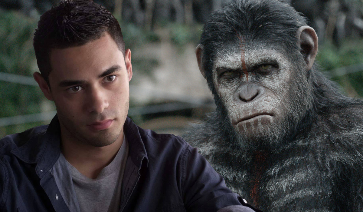 Gabriel Chavarria Set to Play Actual Human in 'War of the Planet of the Apes'