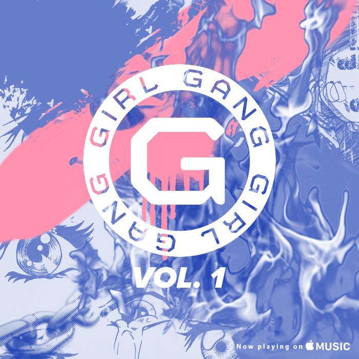 Game Girl Gang Running