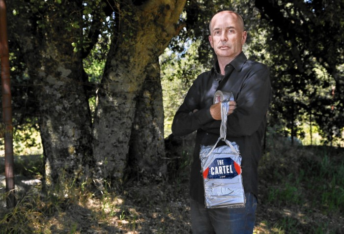 Don Winslow. Photo: Don Bartletti / Los Angeles Times
