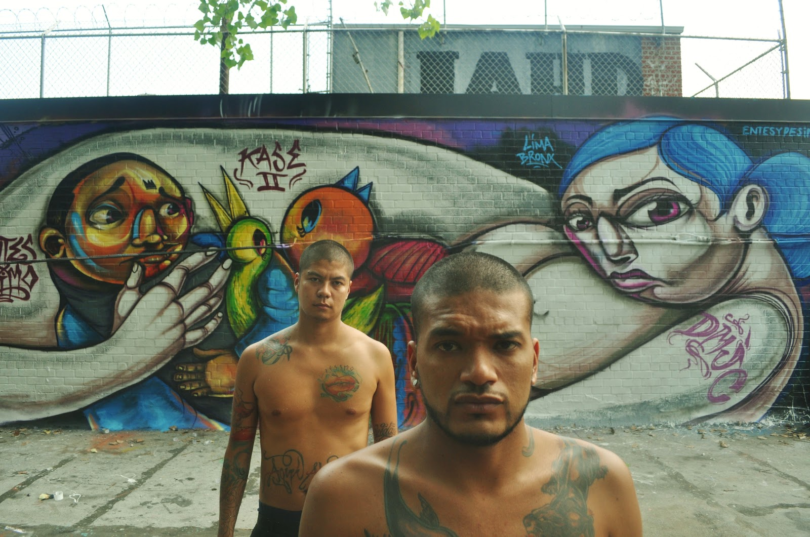 TRAILER: This Documentary Takes You to Peru's Massive Gathering of Latin American Street Artists