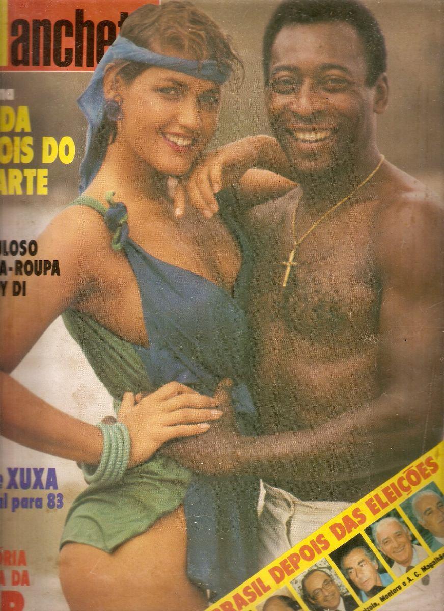 Xuxa Pele A Look Back at Xuxa an...