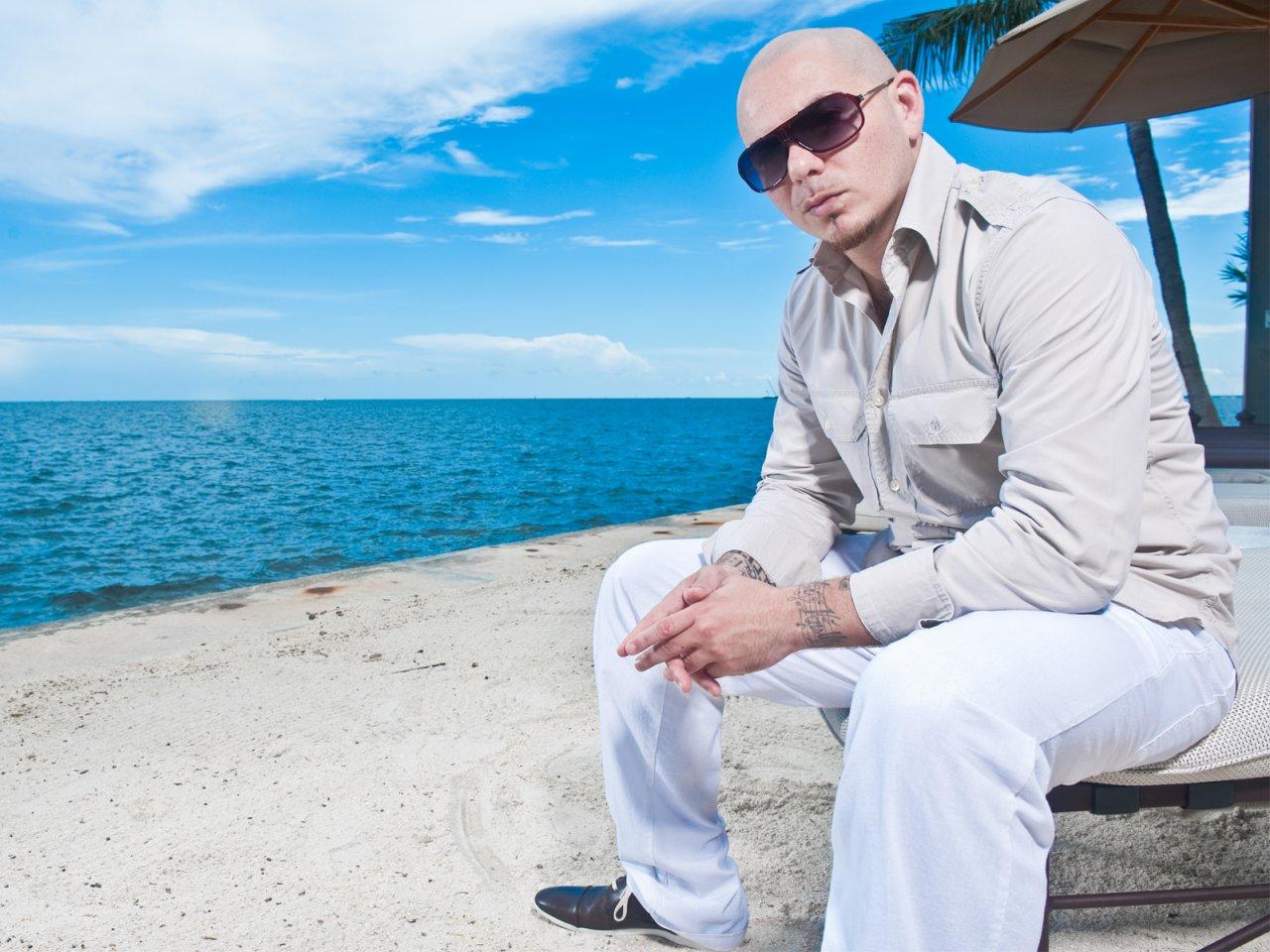 Pitbull Brings His Miami Yachtwear to Season 2 of 'Empire'