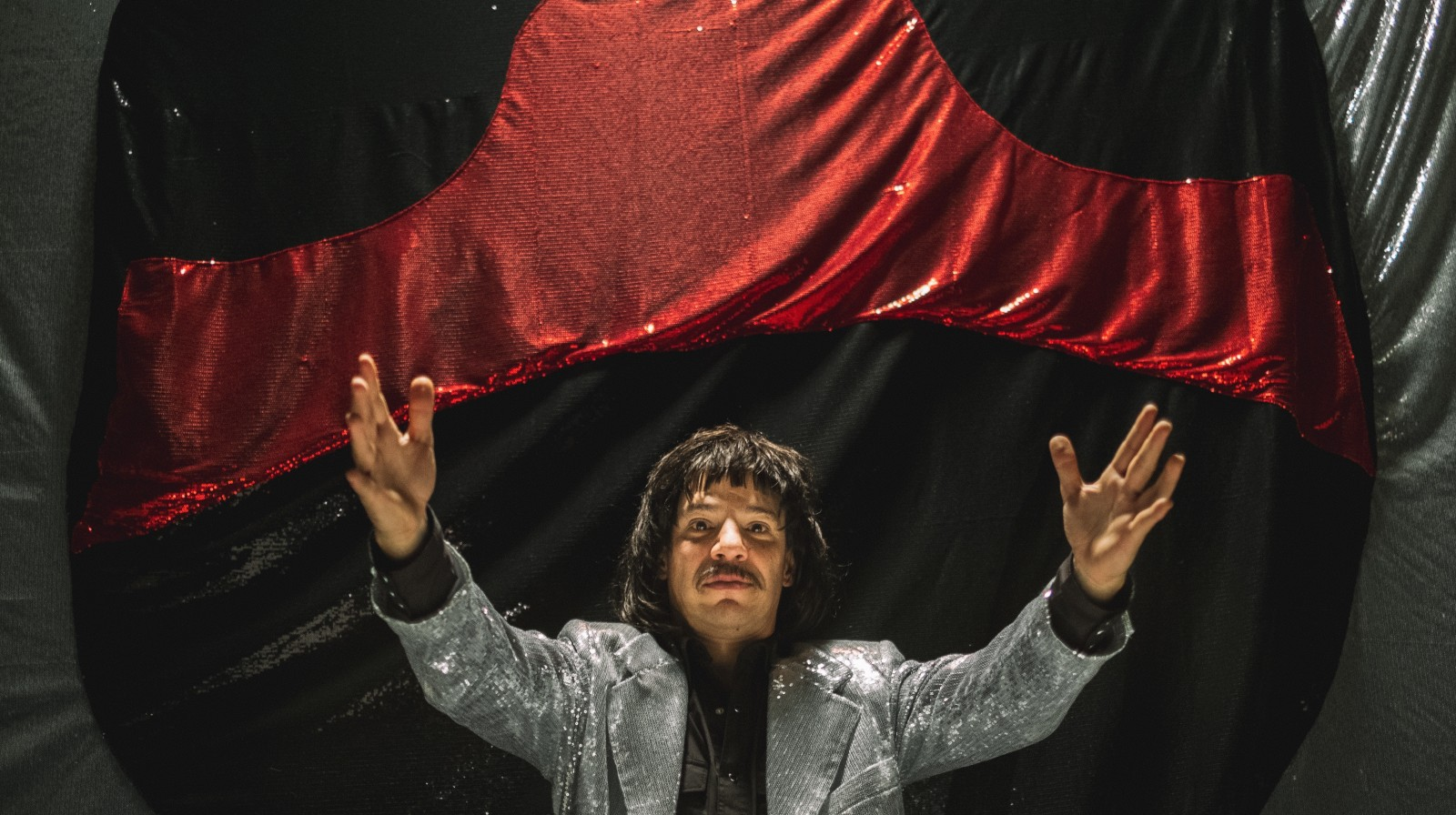Rock Legend Silverio Has One Mission: Bring Punk's Animal Instincts Back to the Stage