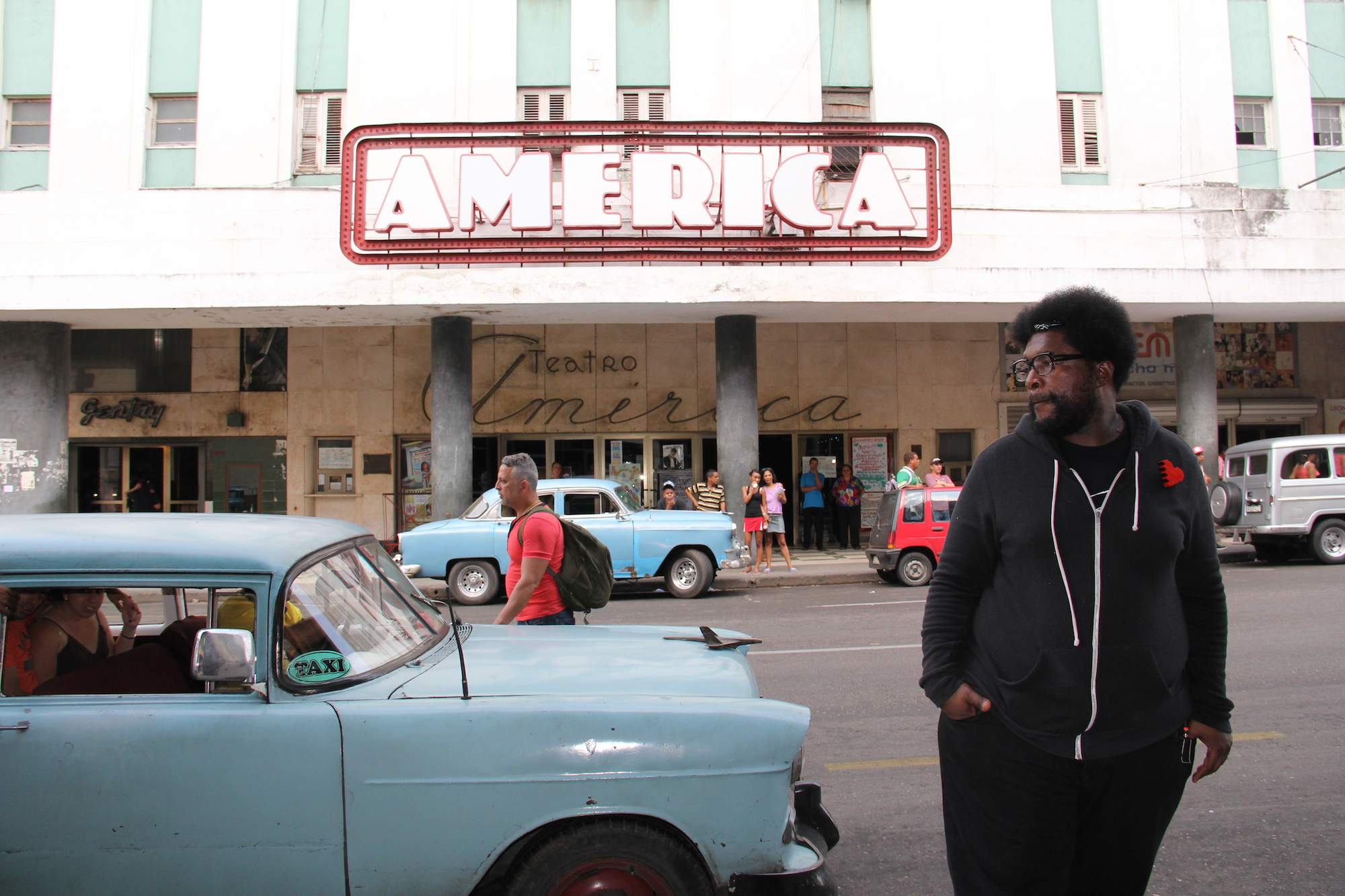 You Should Stream: This Short Film on Questlove's Historic Trip to Havana