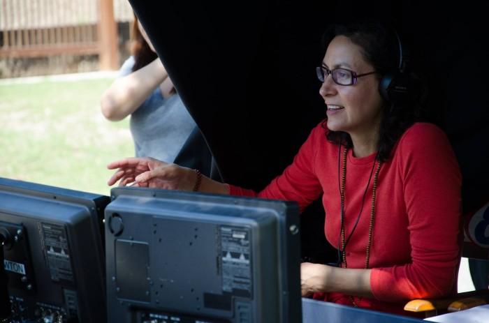 Carmen Marron, director of 'Endgame'