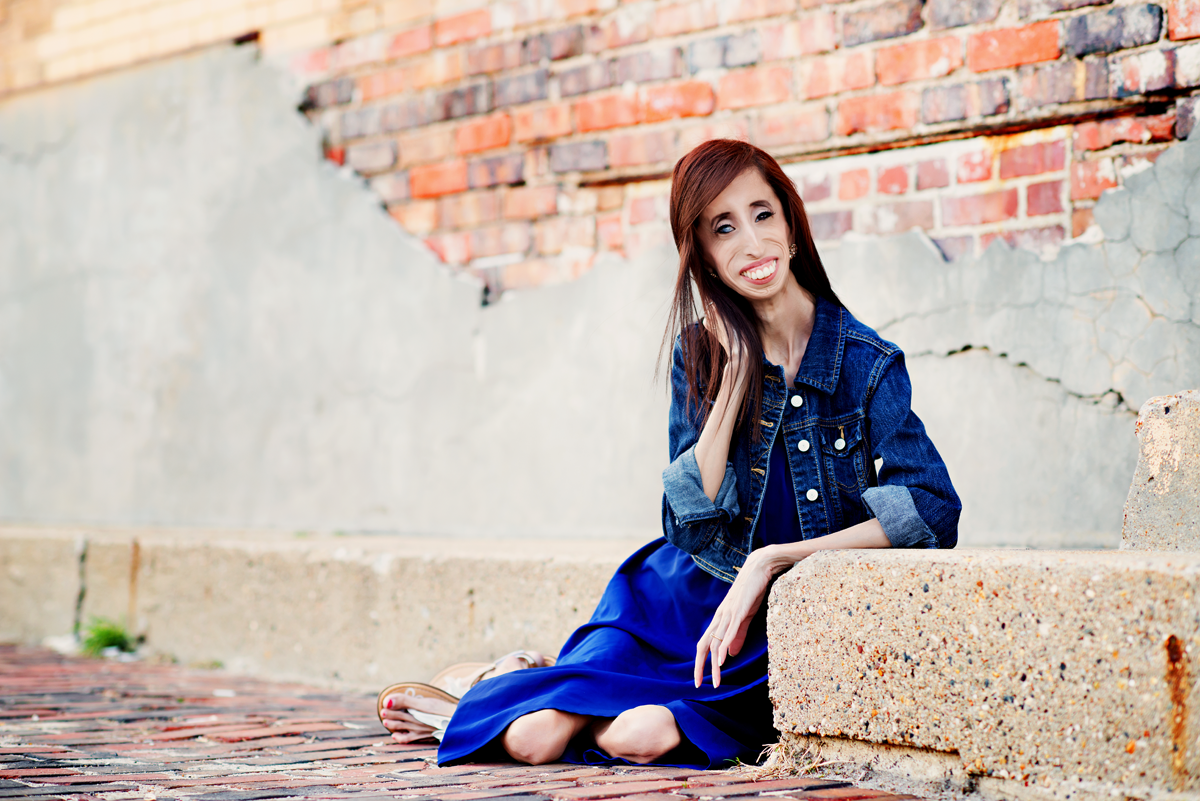 In 'A Brave Heart' Lizzie Velasquez Fights Against Bullying  In 'A Brave...