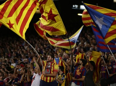As Catalonia Votes on Independence, Is Barcelona Playing Its Last Matches in La Liga?