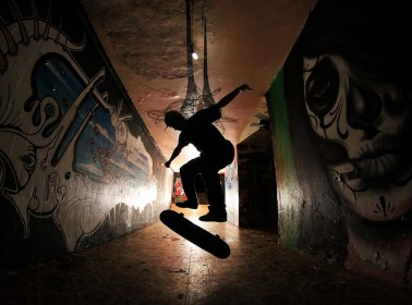 How One Skateboarder's Coping Strategy Flourished Into a Community Center in Brazil