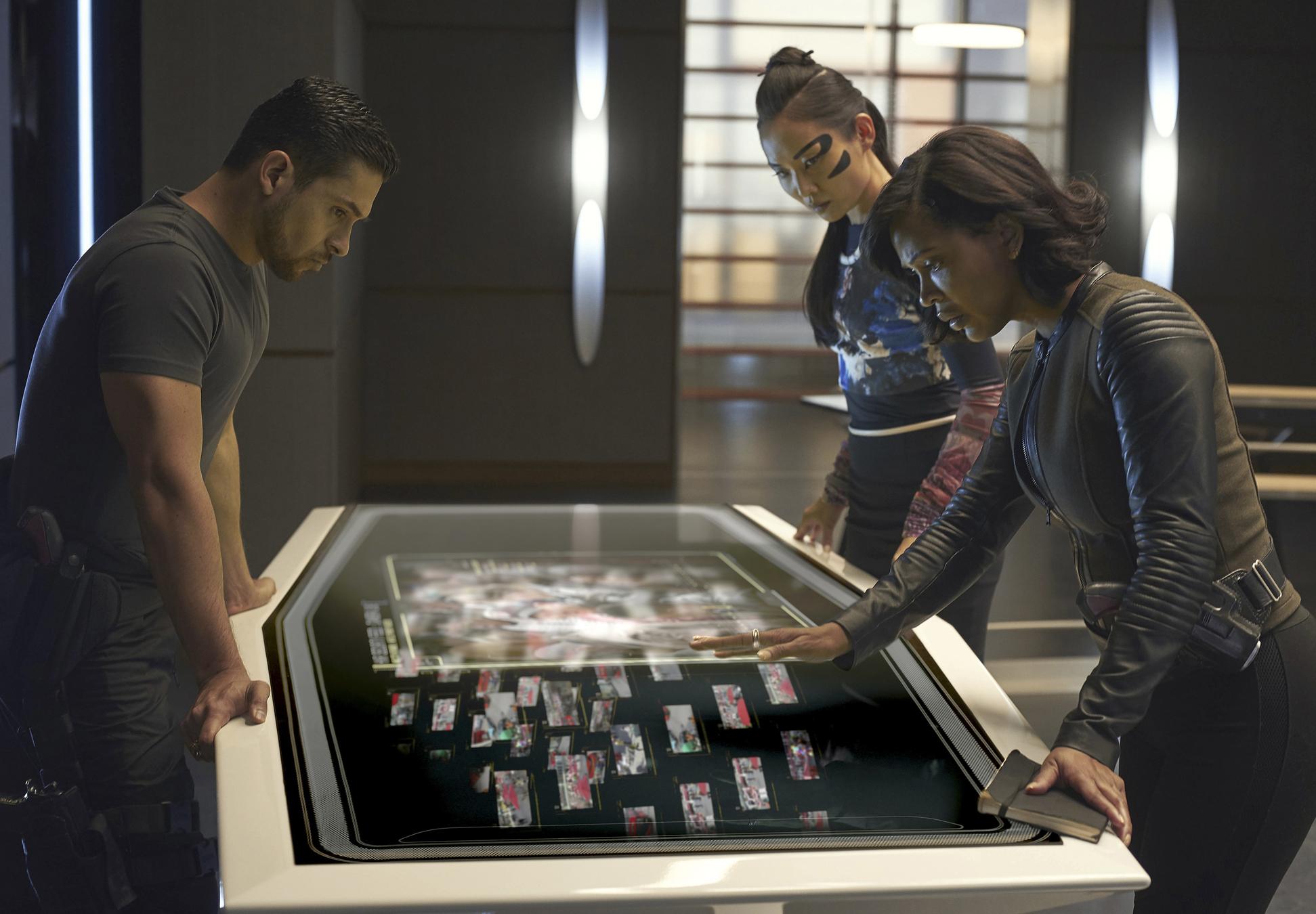 TRAILER: Wilmer Valderrama Stars in Trippy Sci-Fi 'Minority Report' TV Reboot
