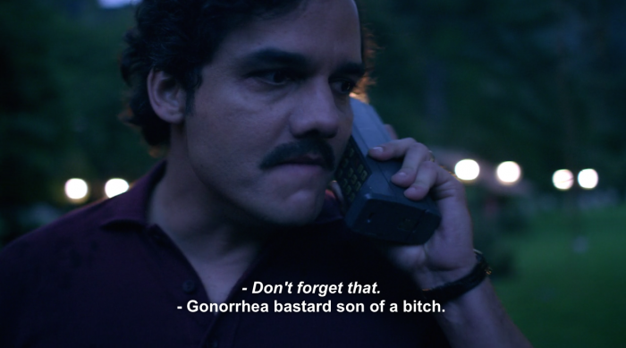 5 ridiculous insults from 39 narcos 39 netflix 39 s cartel drama for Pablo escobar zitate deutsch